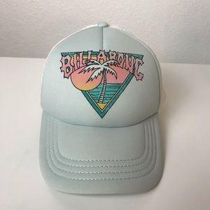 Billabong beach cap.